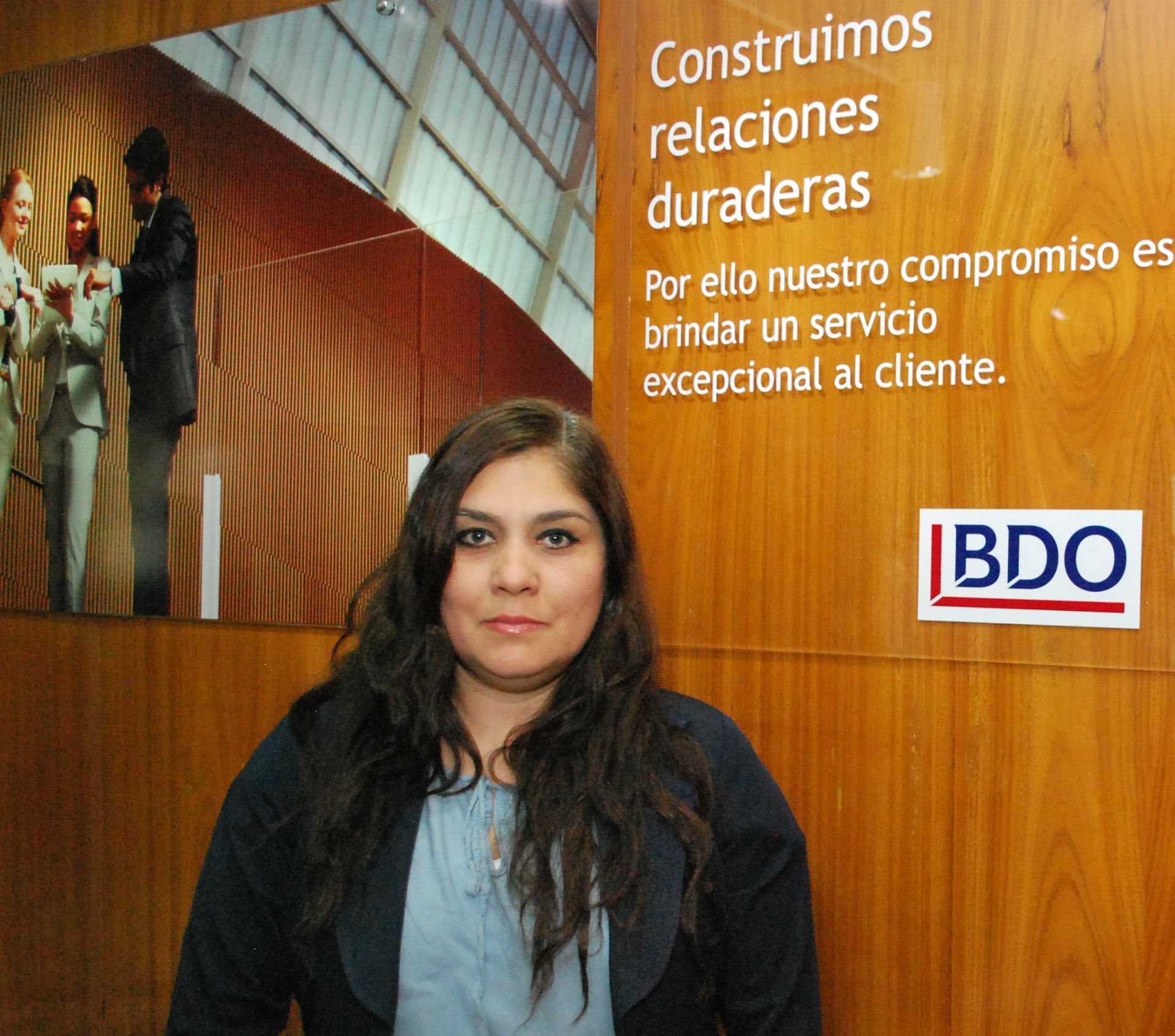 Patricia López , Tax Director