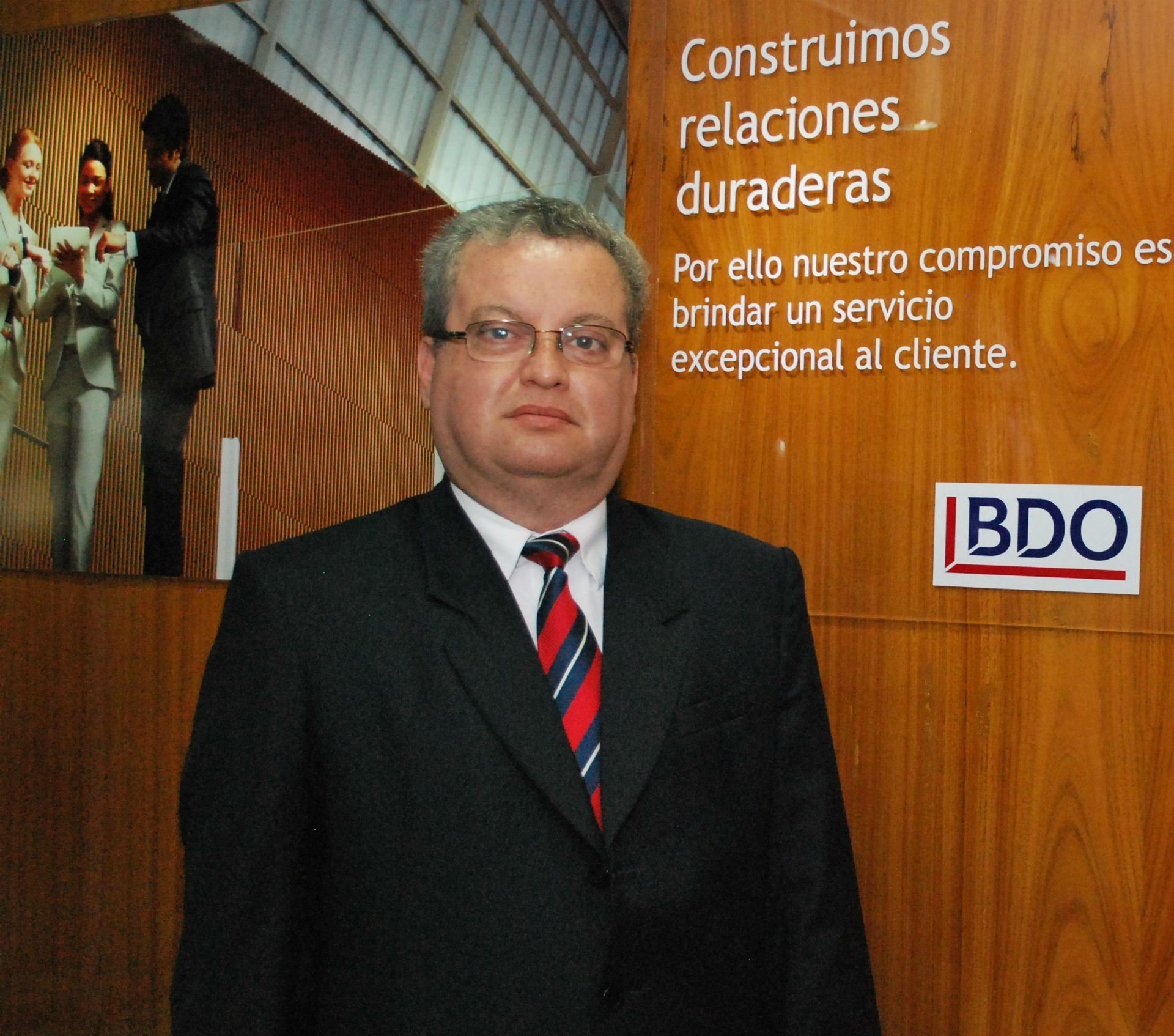 Enrique Benitez, Tax Partner