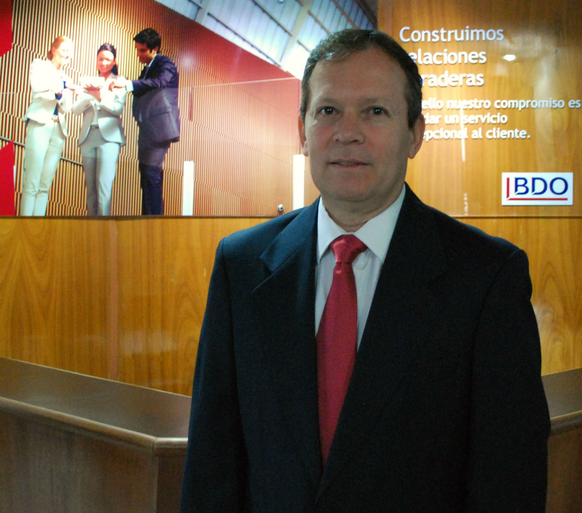 Oscar Guillén, Audit & Consulting Partner